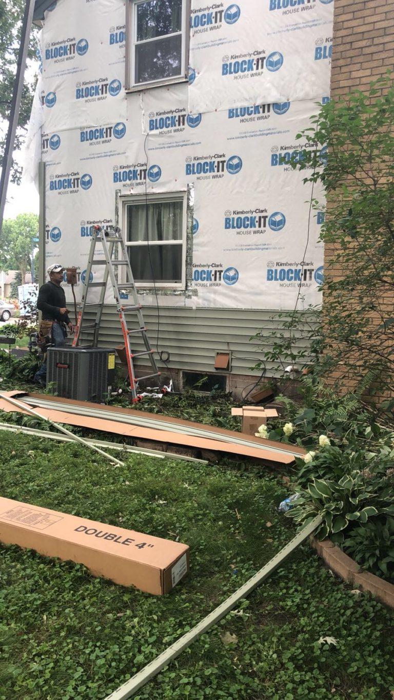 home siding repair mn
